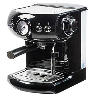 Acopino ACO338 Palermo Espressomaschine Coffee Maker Siebträger, Kunststoff