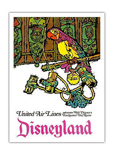 disneyland-walt-disney-tiki-room-enchante-jose-le-perroquet-mexiquain-united-air-lines-airline-affic
