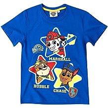 Paw Patrol - Patrulla Canina - Camiseta de los niños - tamaño 98-128
