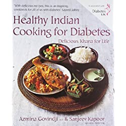 Healthy Indian Cooking for Diabetes (New)