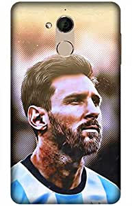 iessential football Designer Printed Back Case Cover for Coolpad Note 5
