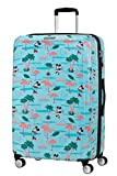 American Tourister Funlight Disney Spinner Suitcase, 77 cm, 99 L, Mehrfarbig (Minnie Miami Beach)