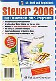 Steuer 2006 - Das Einkommensteuer-Programm (Aldi)