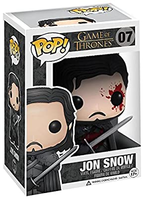 Game Of Thrones Jon Snow (Bloody Ltd.) Vinyl Figure 07 Figurine de collection