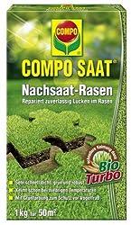 COMPO SAAT® Nachsaat-Rasen 1kg Packung