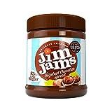 JimJams 83% Less Sugar Hazelnut Chocolate Spread 350g