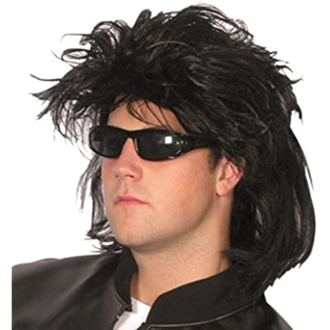 Mens accessori per costume da Pop Star, per capelli artificiali
