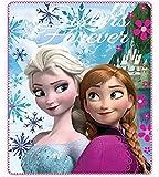 BERONAGE Frozen KUSCHELDECKE Anna & ELSA OVP Decke
