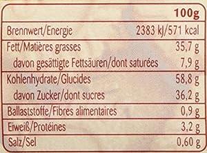Lotus Biscoff Brotaufstrich Crunchy, 4er Pack (4 x 380 g)