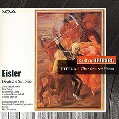 Eisler: Deutsche Sinfonie (KulturSpiegel - Eterna - �ber Grenzen Hinaus)