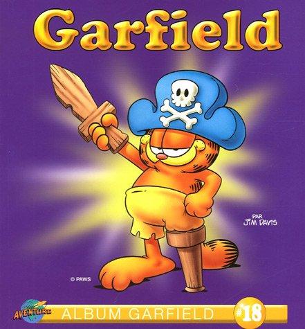 Garfield, Tome 18 :