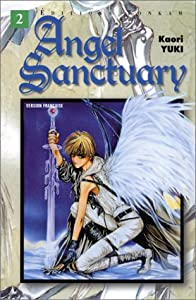 Angel Sanctuary Edition simple Tome 2