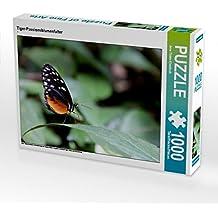 Tiger-Passionsblumenfalter 1000 Teile Puzzle quer: Schmetterlinge der Tropen bieten eine große Vielfalt an Form, Farbe und Erscheinung. (CALVENDO Tiere)