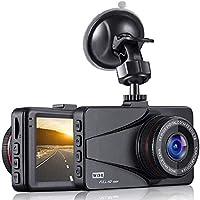 Dash Cam, OKEEY Cámara de Coche 1080P Full HD 3.0