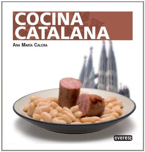 Portada del libro Cocina catalana (Cocina tradicional española)