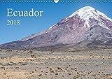 Ecuador (Wandkalender 2018 DIN A3 quer): 12 traumhafte Bilder aus dem Andenstaat (Monatskalender, 14 Seiten ) (CALVENDO Orte) - CALVENDO
