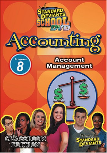 Preisvergleich Produktbild Accounting Module 8 - Account [DVD] [Import]