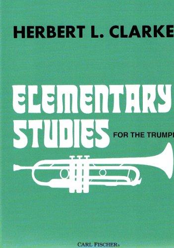 CLARKE H.L. - Estudios Elementales para Trompeta