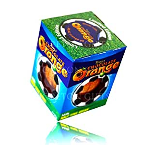 Terry's Milk Chocolate Orange World Cup Football Limited Edition - Father's Day Gift