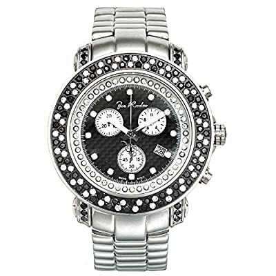 Joe Rodeo Diamond Men's Watch - JUNIOR silver 4.75 ctw