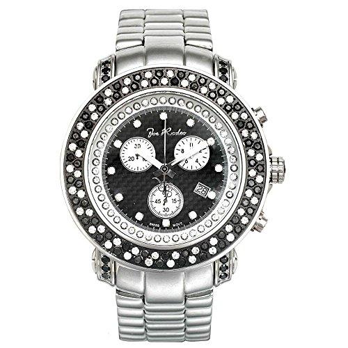 Joe Rodeo Diamond Men's Watch - JUNIOR silver 4.75 ctw