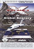 Produkt-Bild: X - Plane 8 mit Global Scenery - [PC/Mac]