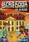 Escape book enfant - Vol au musée par Anquetil