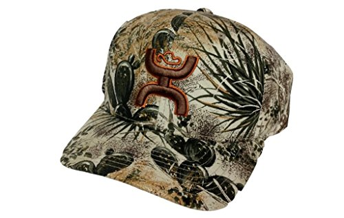 HOOey Hut - Game Guard All Over - Camo - Mehrfarbig - Small/Medium (Hüte Männer Hooey)