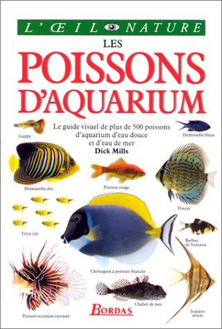 Les poissons d'aquarium por Dick Mills