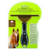 Furminator Enthaarungsbürste für Pferde, ideal zur Entfernung des Winterpelzes