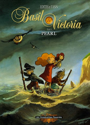 Basil et Victoria, Tome 4 : Pearl