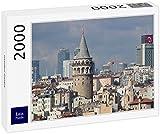 Puzzel Istanbul Galatatoren