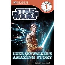 Star Wars Luke Skywalker's Amazing Story