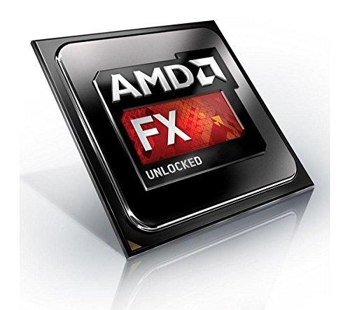 AMD FX 8320E Black Edition - Procesador (AMD FX, 3,2 GHz, Socket AM3+, DDR3-SDRAM, 1866 MHz, 29,9 GB/s)