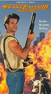 Snake Eater 3: His Law [VHS] [Import USA]