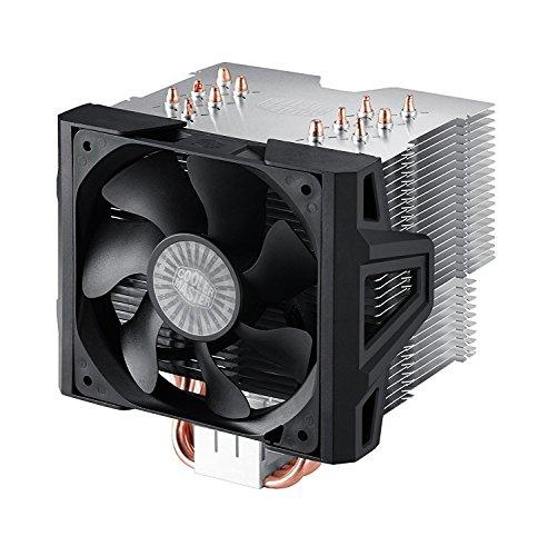 Cooler Master Hyper 612 ver.2 CPU-Kühler '6 Heatpipes, 1x 120mm Lüfter, 4-Pin (PWM)' RR-H6V2-13PK-R1 (Maschinen-nüsse)