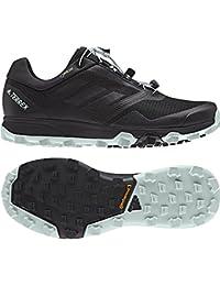 adidas Terrex Trailmaker W, Chaussures de Trail Femme, Noir (Negbas/Ftwbla/Vercen 000), 38 EU