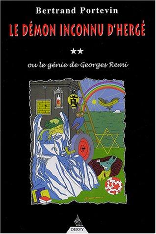 Le dmon inconnu d'Herg ou le gnie de Georges Remi