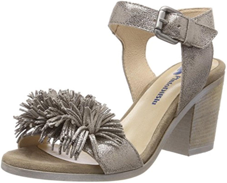 Pinto Di Di Di Blu Pheasant, Sandali con Cinturino alla Caviglia Donna | una grande varietà  805500