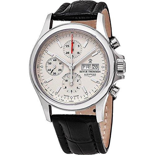 Revue Thommen Reloj de hombre automático 41mm caja de acero 17081.6532