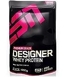 ESN Designer Whey Protein,  Pro Series, Chocolate, 1er Pack (1 x 1000g Beutel)