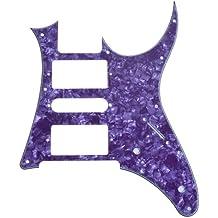 Kmise guitarra eléctrica golpeador Para Guitarra Ibanez RG250 partes de repuesto HSH 3 capas ...