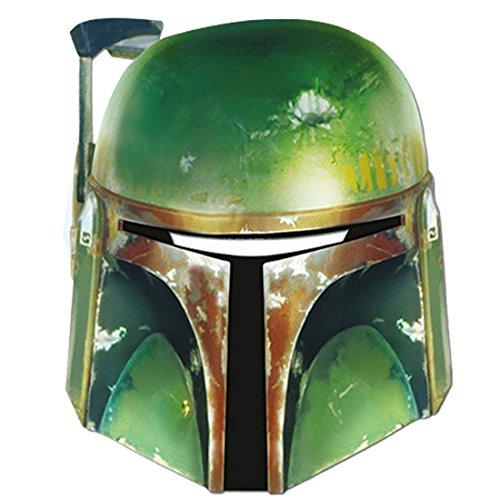 Kostüm Fett Boba Qualität Film (erdbeerclown- Star Wars Boba Fett Maske,)