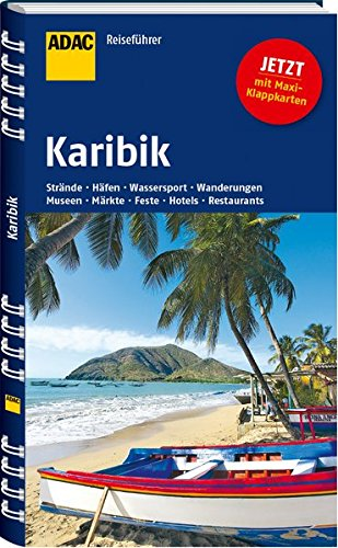 Preisvergleich Produktbild ADAC Reiseführer Karibik