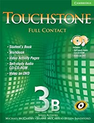 Touchstone 3B Full Contact (with NTSC DVD): No. 3B