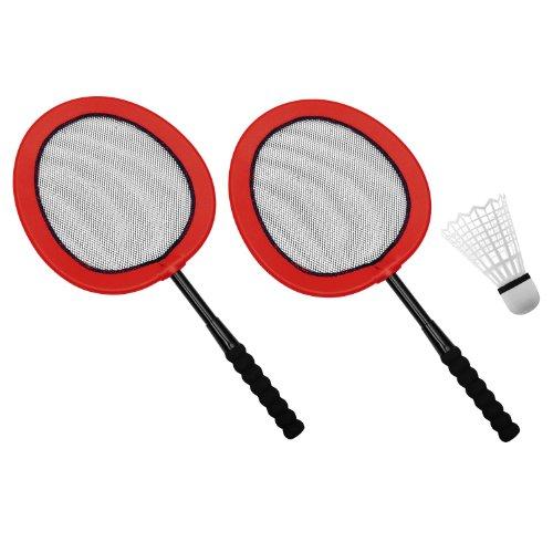 EDUPLAY Mega Badminton, Mehrfarbig (1 Set)