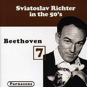 Richter in the 1950s, Vol. 7 - Beethoven: Diabelli Variations (33), Op. 120, etc. [1950,1951] by Parnassus (2011-04-26)