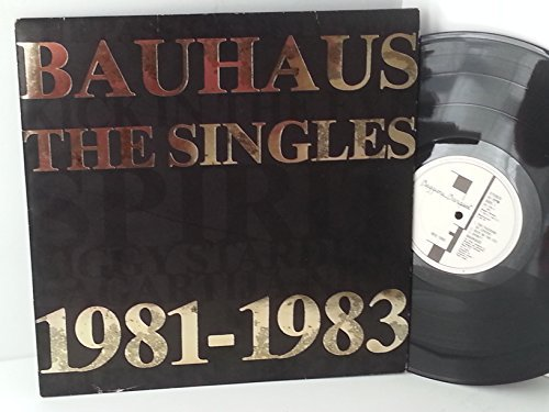 BAUHAUS the singles 1981-1983, BEG100E
