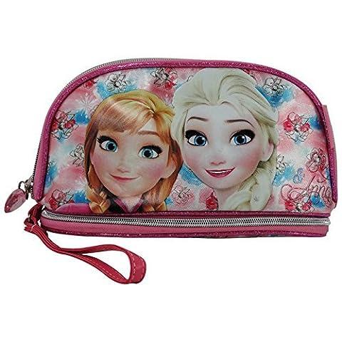Disney Frozen Magic Feder Tasche Kosmetik Make-up Bag Aufbewahrungtasche
