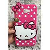 Yora Nice Kitty Cover For Samsung Galaxy J7 Max (Pink)